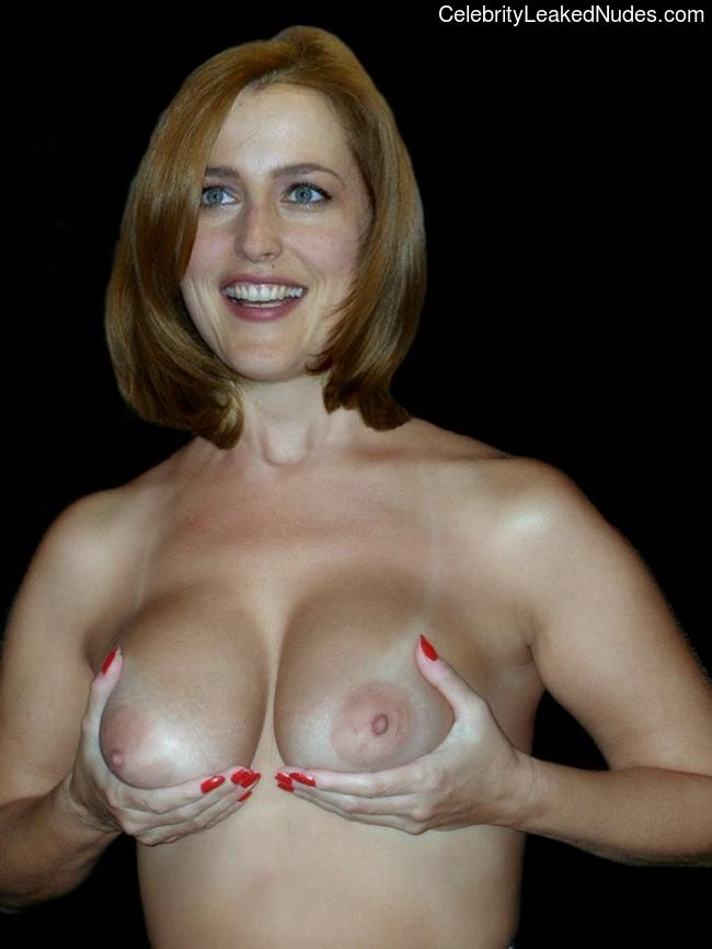 Naked Celebrity Pic Gillian Anderson 31 pic