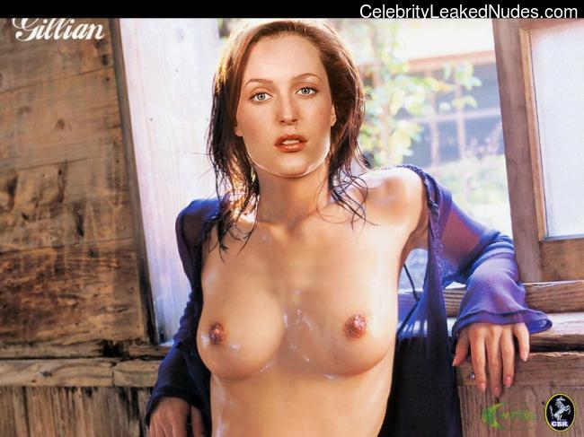 Nude Celeb Pic Gillian Anderson 5 pic
