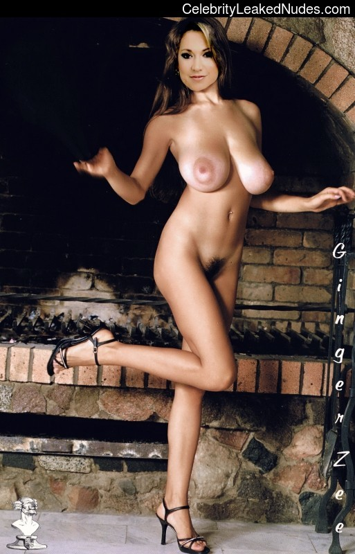 Nude hot ginger zee