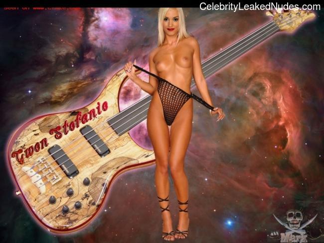 celeb nude Gwen Stefani 14 pic
