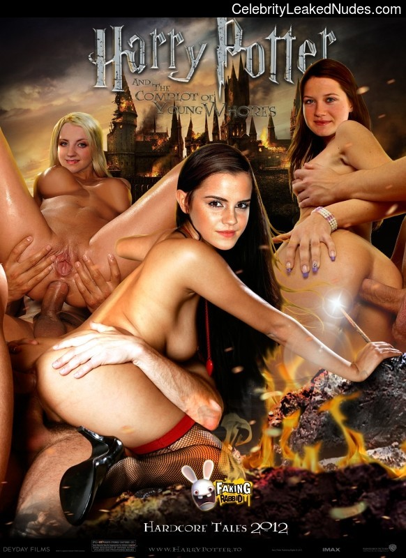 fake nude celebs Harry Potter 18 pic