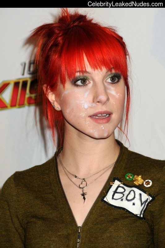 Agree, this hayley williams nudes pic point
