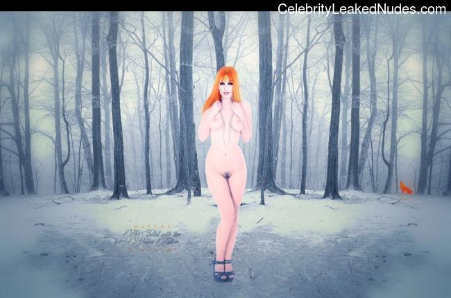 Real Celebrity Nude Hayley Williams 10 pic