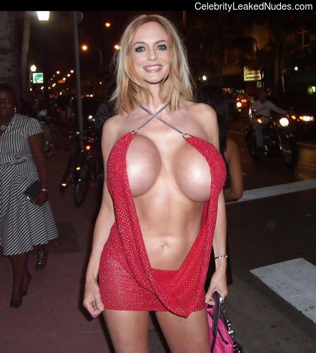 Heather Graham naked celebrity pictures