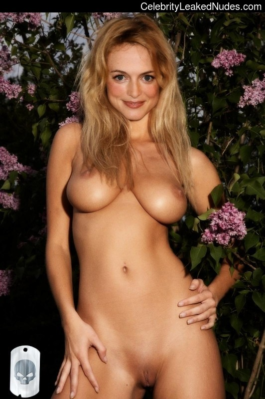 Heather Graham nude celebrities