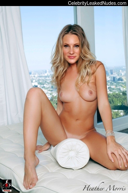 Real Celebrity Nude Heather Morris 6 pic
