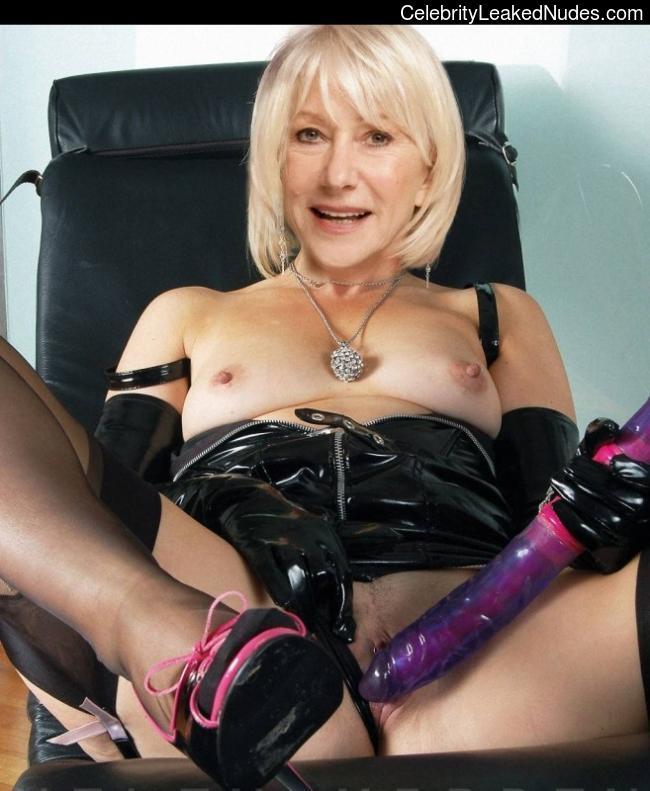 Helen mirren nackt pix