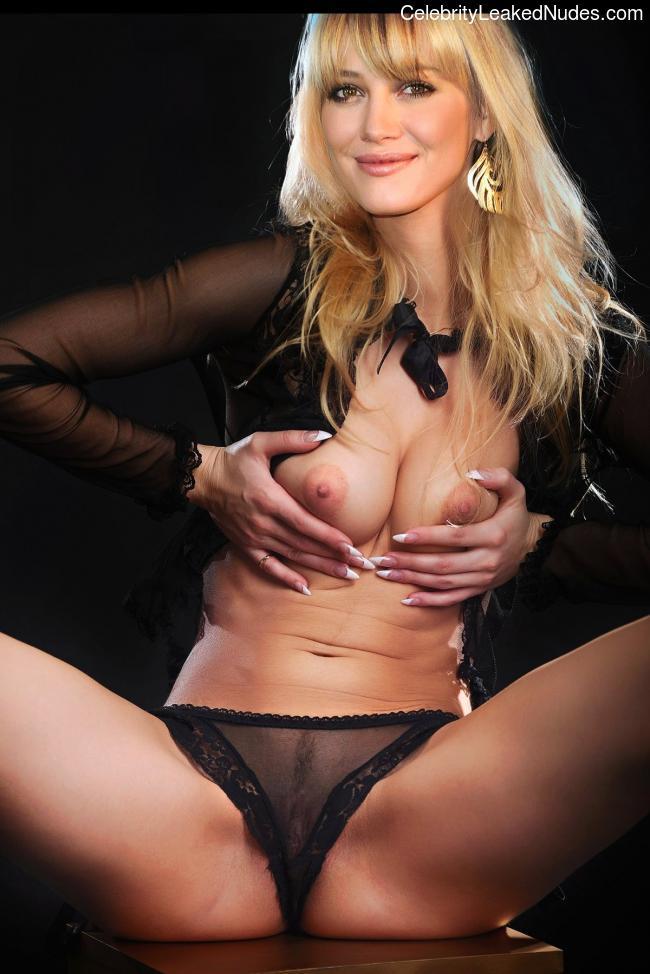 Celebrity fake nudes hillary duff