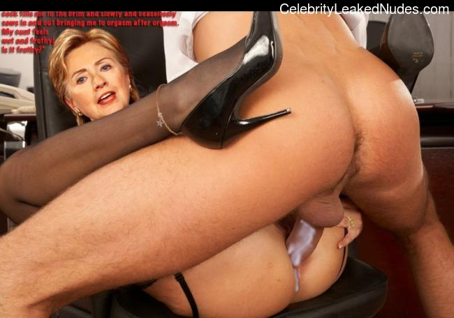 Hillary clinton nudes suggest