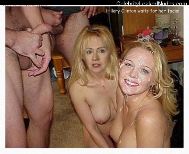 Hilarie clinton nude your