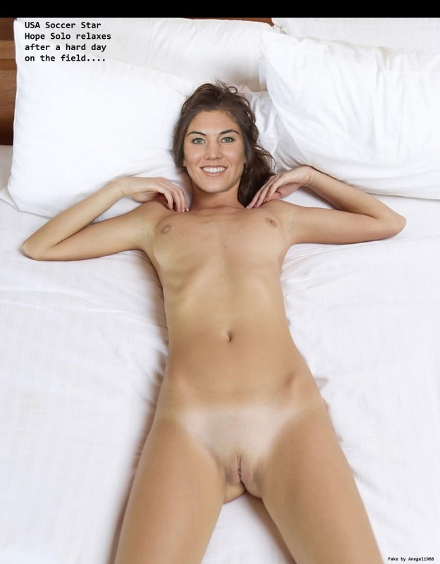 hope solo nude pics