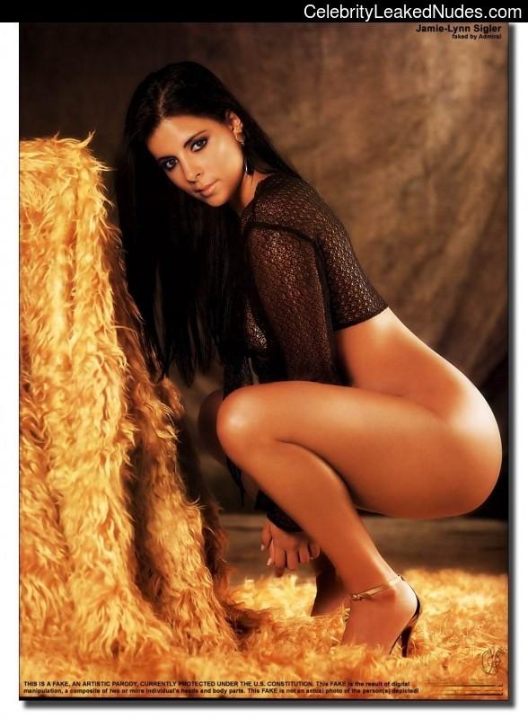 celebrity fakes nude jamie lynn spears