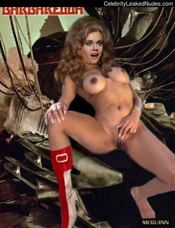 Naked celebrity picture Jane Fonda 14 pic