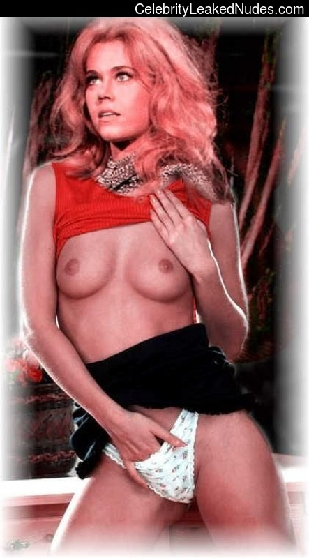 Hot Naked Celeb Jane Fonda 3 pic