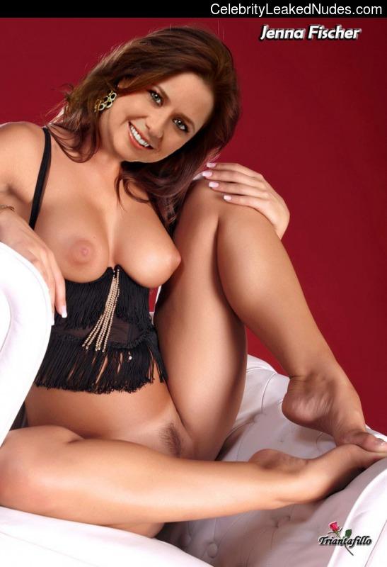 Jenna Fischer naked