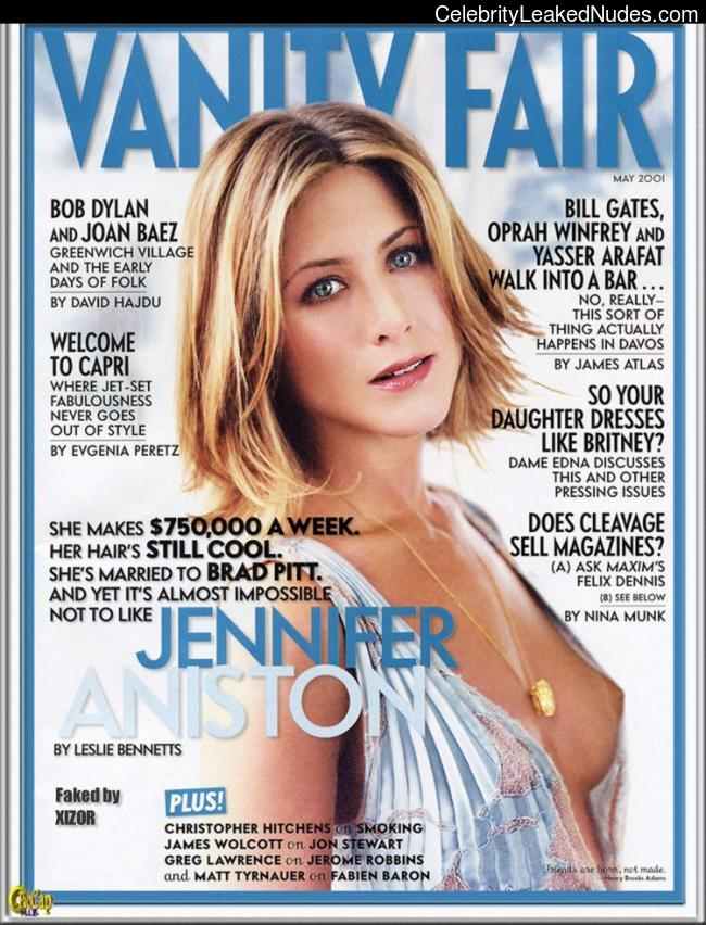 Naked Celebrity Jennifer Aniston 19 pic