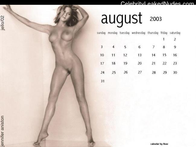 Naked Celebrity Jennifer Aniston 2 pic