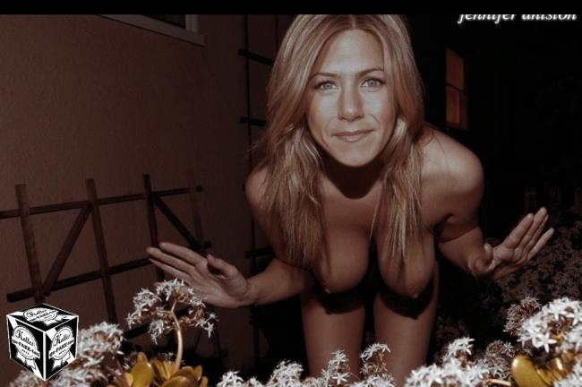 Celeb Naked Jennifer Aniston 2 pic