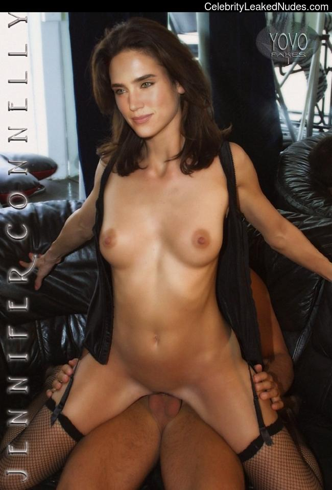 Naked Celebrity Jennifer Connelly 15 pic