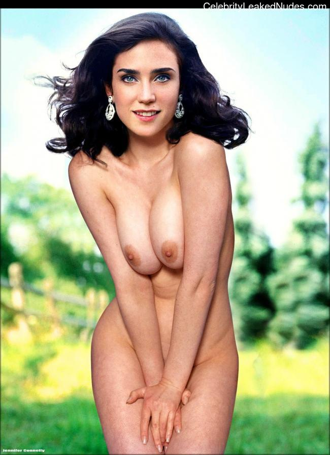 Celebrity Leaked Nude Photo Jennifer Connelly 20 pic