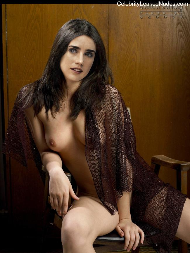Real Celebrity Nude Jennifer Connelly 24 pic