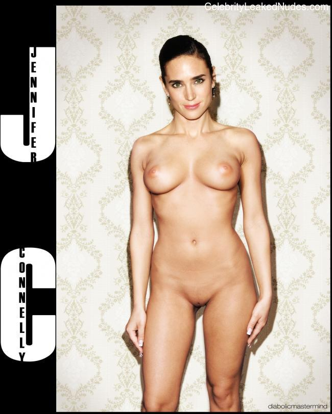 Newest Celebrity Nude Jennifer Connelly 19 pic
