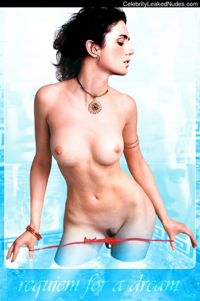 Famous Nude Jennifer Connelly 7 pic