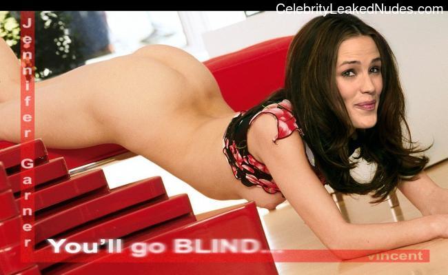 Newest Celebrity Nude Jennifer Garner 14 pic