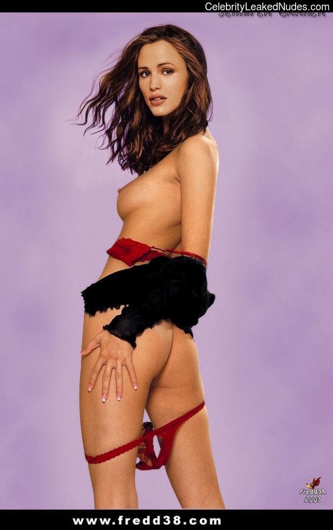 Newest Celebrity Nude Jennifer Garner 25 pic