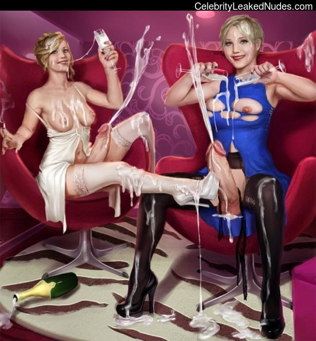 Famous Nude Jennifer Lawrence 6 pic