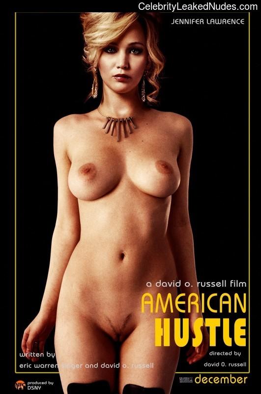 Famous Nude Jennifer Lawrence 4 pic