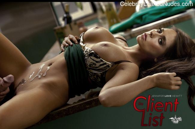 Famous Nude Jennifer Love Hewitt 5 pic