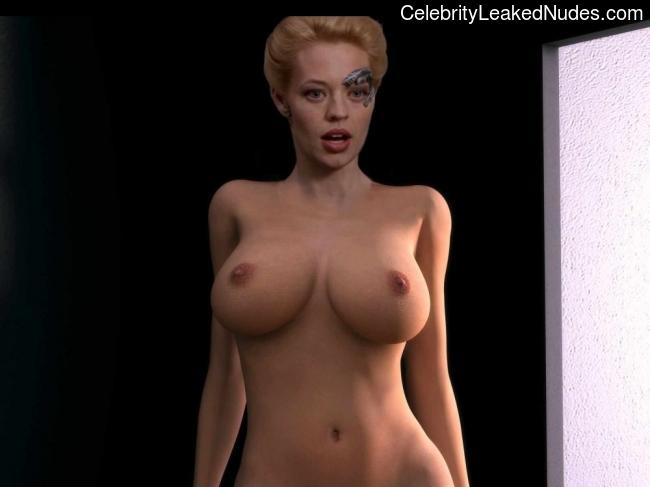 Congratulate, seems jeri ryan nude everything. You