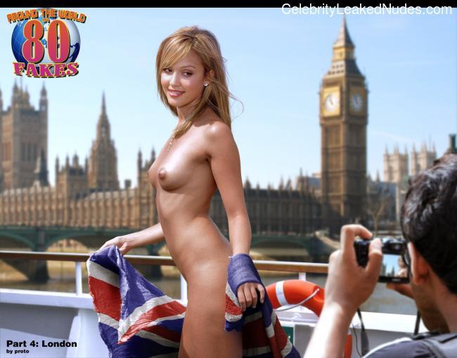 Celeb Nude Jessica Alba 14 pic
