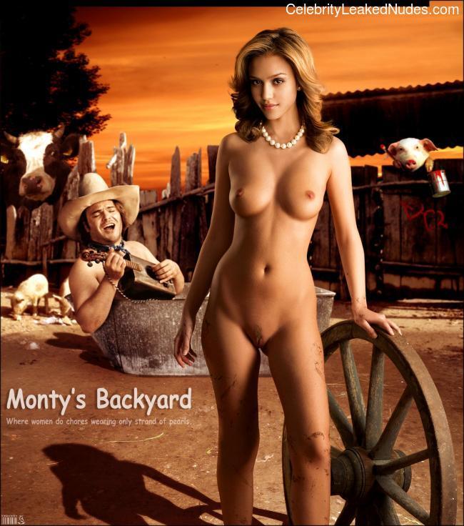 celeb nude Jessica Alba 23 pic