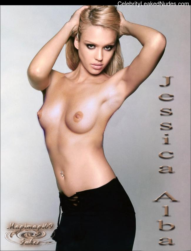 naked Jessica Alba 8 pic