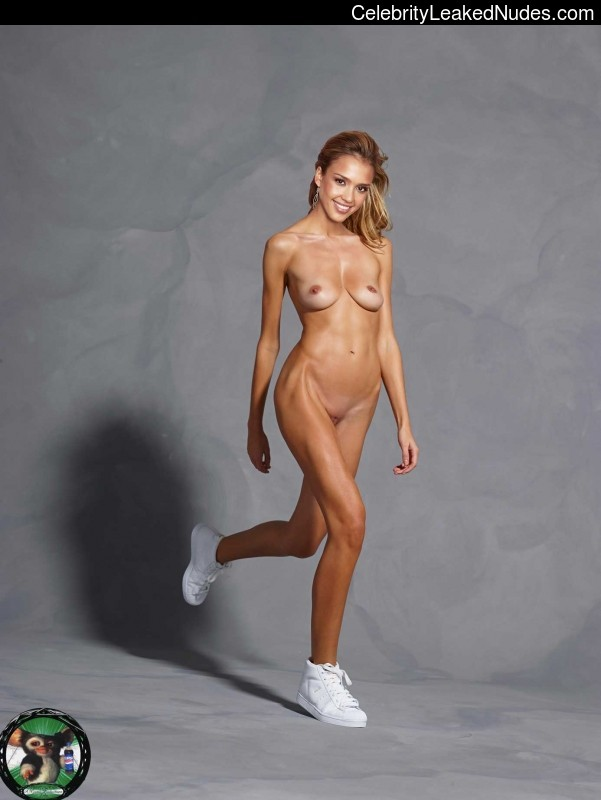 Celebrity Nude Pic Jessica Alba 2 pic