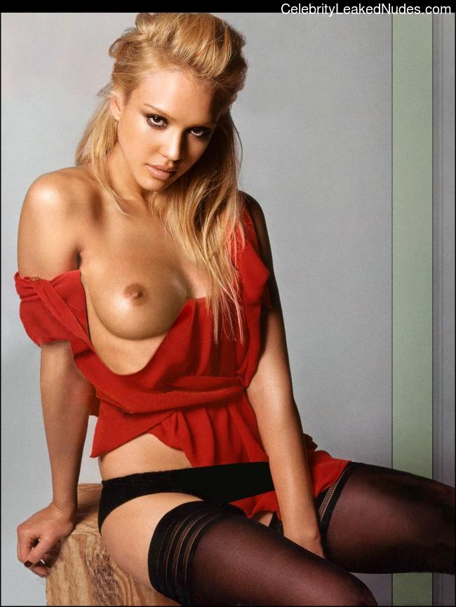 Naked Celebrity Pic Jessica Alba 14 pic