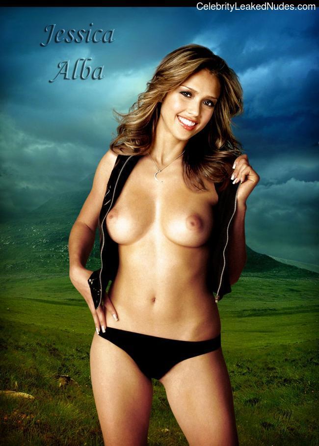 Nude Celeb Jessica Alba 22 pic