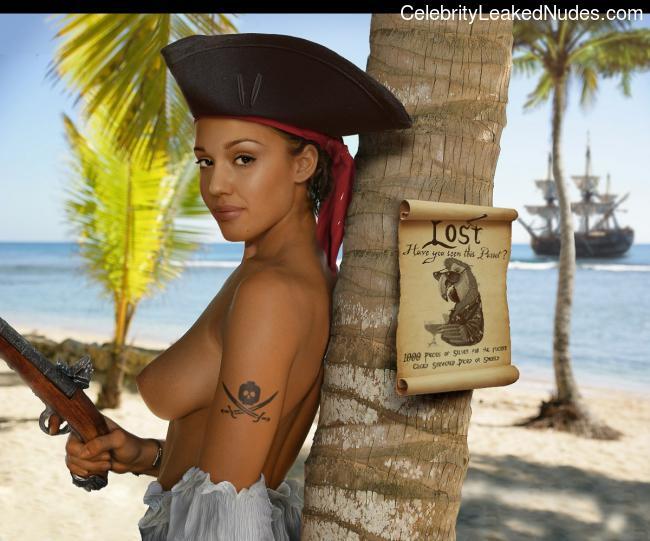 celeb nude Jessica Alba 26 pic