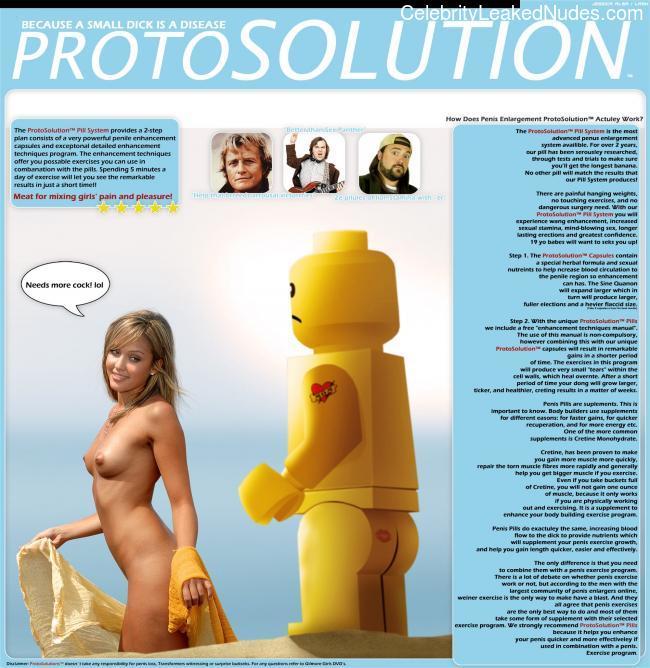 Nude Celeb Jessica Alba 30 pic