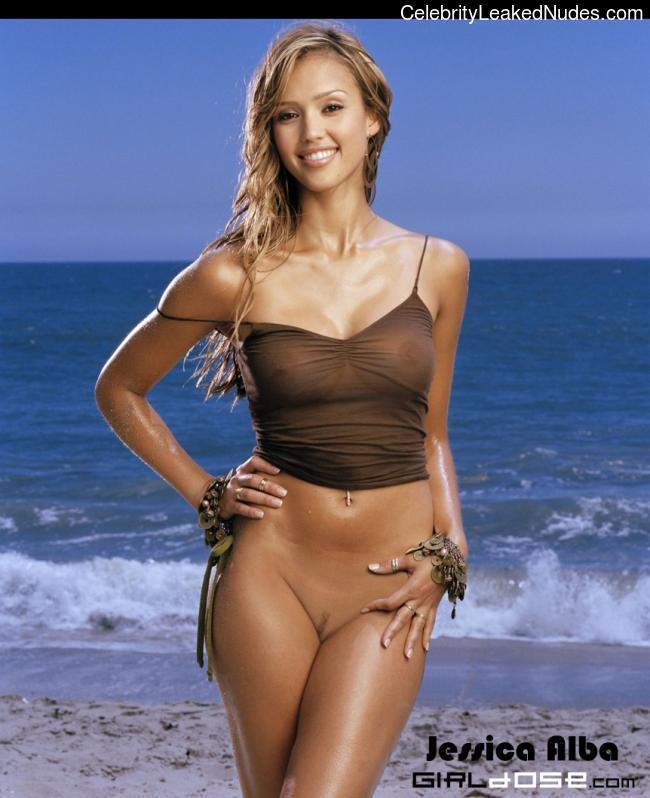 Nude Celeb Pic Jessica Alba 6 pic