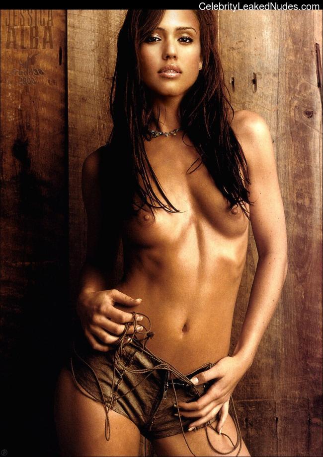 Hot Naked Celeb Jessica Alba 7 pic