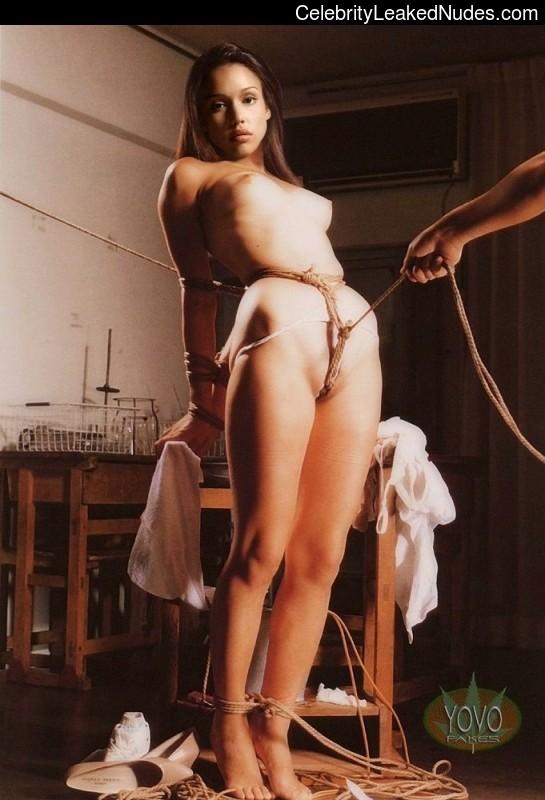 fake nude celebs Jessica Alba 5 pic