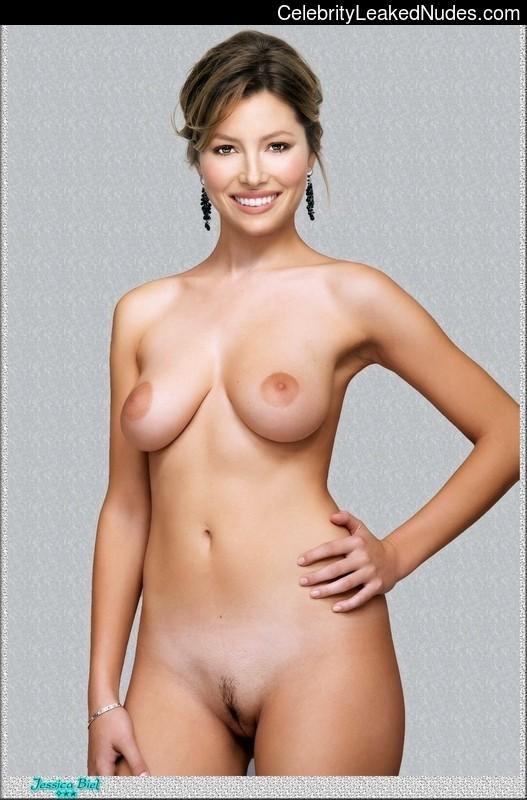 Hot Naked Celeb Jessica Biel 21 pic