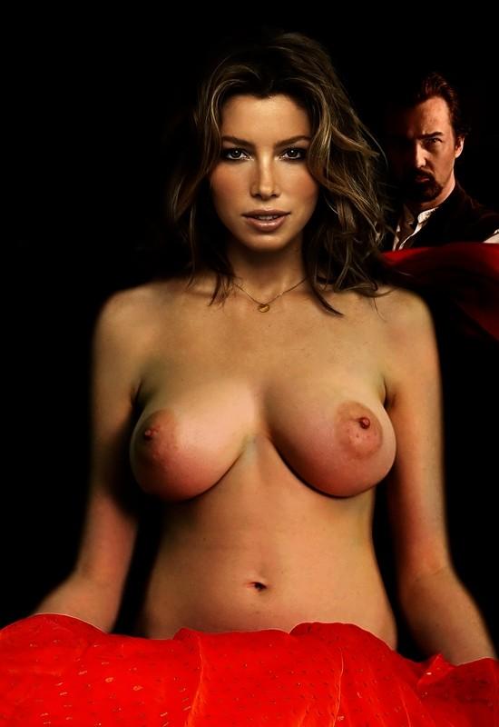 Free Nude Celeb Jessica Biel 3 pic