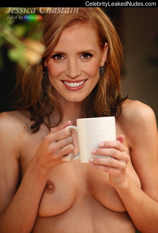 Jessica Chastain celebrity naked