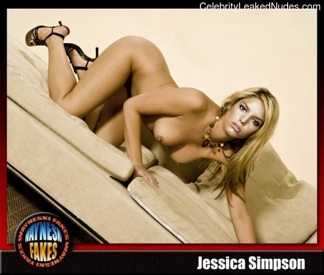 Celebrity Naked Jessica Simpson 24 pic