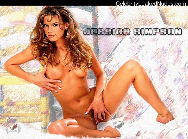Newest Celebrity Nude Jessica Simpson 11 pic
