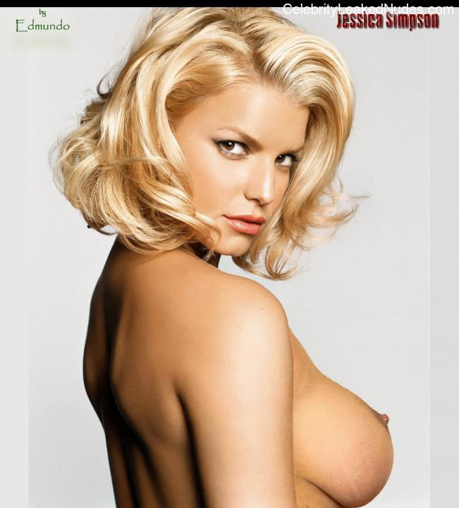 naked Jessica Simpson 14 pic